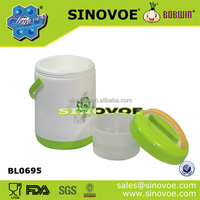 Portable Plastic Food Container
