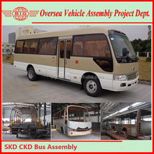 China 25 Seats Coster Bus for Sale