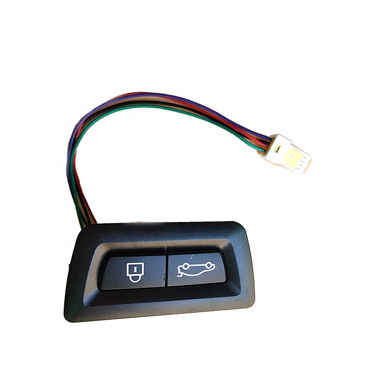 12V automotive switch tailgate car switch panel