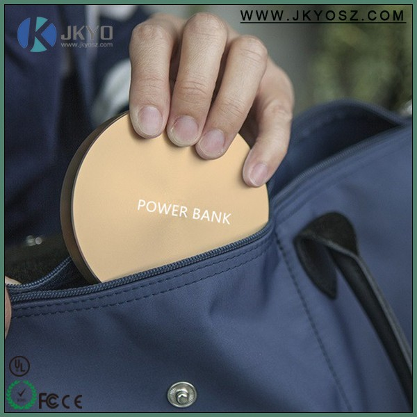 New design smart heated clothes 6000mah universal mobile portable power bank
