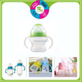 Eco-friendly for Silicone unbreakable Baby Bottle