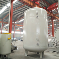 ASME PED approved gas pressure vessel tank