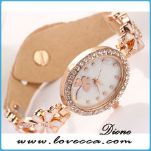 fashion vogue ladies watch ladies fashion watches latest leather cord bracelet watch