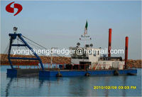 river dredging equipment for sand/mud bed