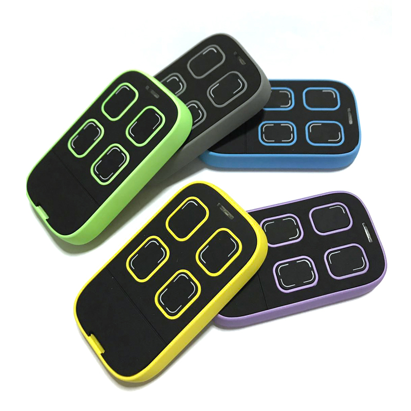 AUTO Scan Frequency Multi Frequency 4 Buttons Universal RF Remote Controls