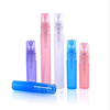 3ml 5ml 8ml 10ml refillable pp plastic travel pen tester perfume mini spray bottle