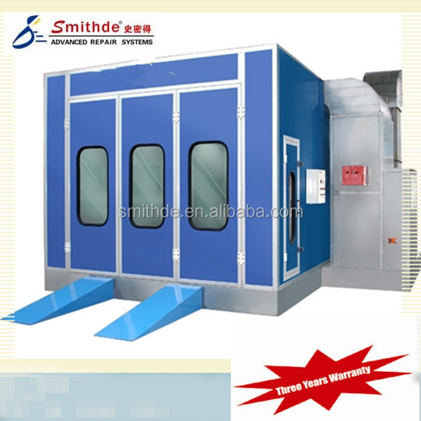 2014 Hot sell high quality car spray booth price/auto paint mixing with CE appraoved