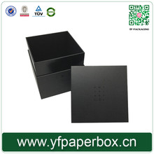 beauty and personal care products square cardboard packaging box for Olive oil