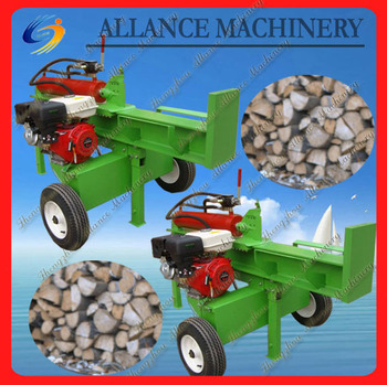 210 machine for cutting and splitting wood