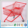 shopping trolly/folding grocery cart with swivel wheels/small trolley