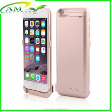 Portable backup power charger 5200mah bank case for smartphone