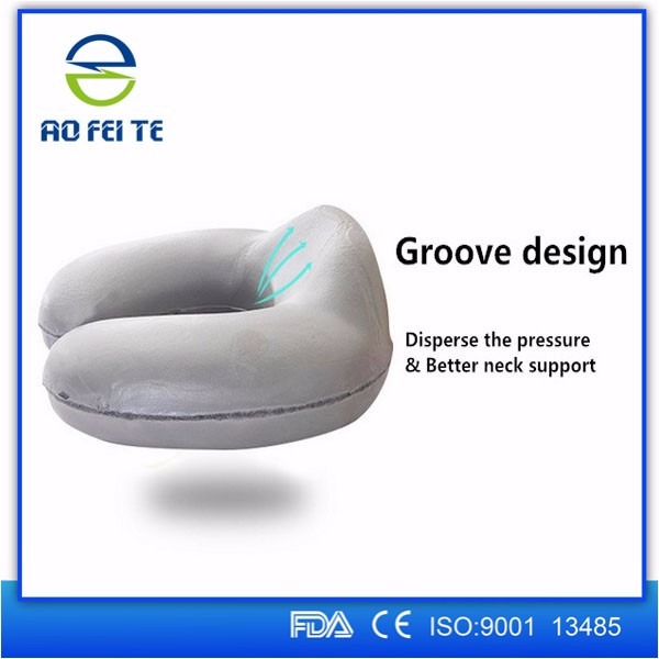 alibaba china <strong>u</strong> shape neck pillow case for hot selling
