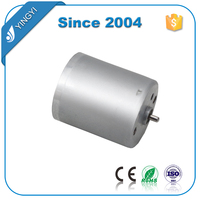 Constant speed 2hp dc motor 12v 5w for medical micro air pump