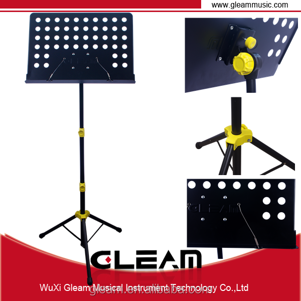 Medium Weight Three Section Music Stand