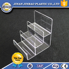 JINBAO new product makeup organizer clear acrylic lip balm display stand