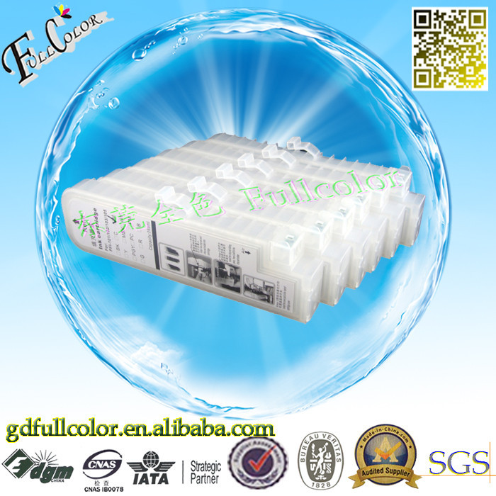 China Supplier Transparency PP iPF5000 Printers Cartridges