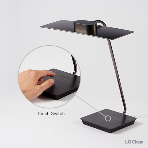 UIV High Quality OLED Reading Writing Table Desk Lamp