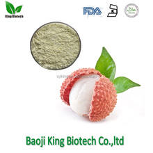 100% Nature Pure natural Litchi Seed Extract lychee seed extract