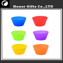 12 Muffin Cups Liners Set Silicone Cupcake Baking Cups Molds