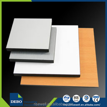 Wholesale china products hpl-compact laminated fiberglass reinforced plywood panels