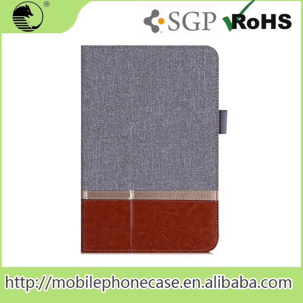 Oem Service Manufacture Flip Cover Case For iPad mini 4 Tablet case