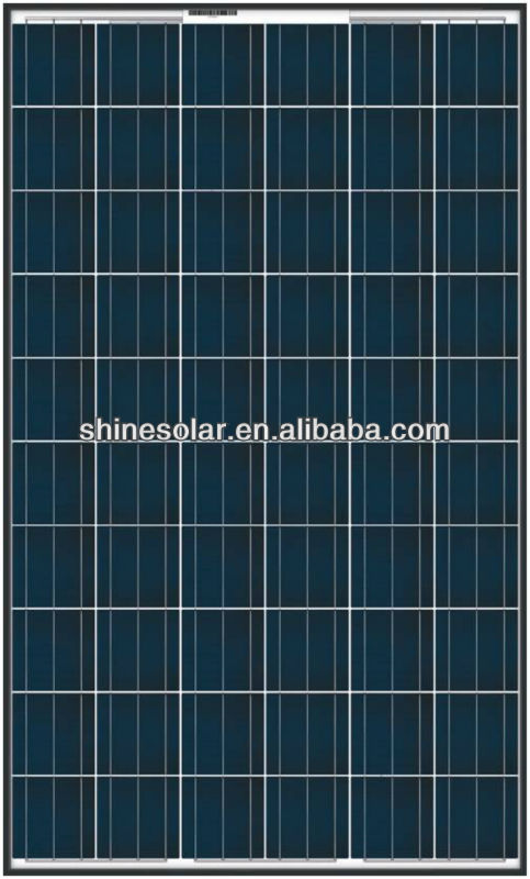 Price Per Watt PV Module 50wp Poly Solar Panel 50W
