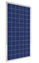 CBCGuoTong 2016 NEW Design top point 220W Polysilicon solar panels