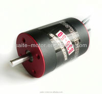 ST 3650 rc brushless motor water cooled for electric rc boat
