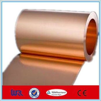 copper belt roll 0.8mm