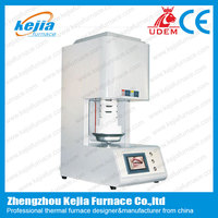 programmable dental furnace for dental Zirconia Bridge Sintering with CE certificated