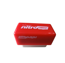 High quality Red Nitro OBD for Diesel Cars Tuning Box Chip High Performance, Plug and Driv OBD2 Chip