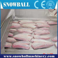 Fast delivery Low price tunnel blast freezer/air blast freezer/blast freezer for fish