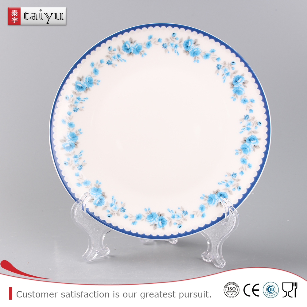 Stock Sale Secure Cheap Square Wholesale Plate Chargers