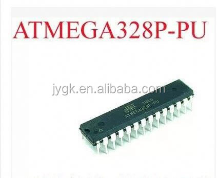 ATMEGA328P-PU original new goods MCU 32K Flash Microcontroller 8 DIP DIP-28 - XTW