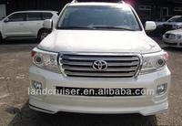 2013 lc200 Land cruiser urban sport Bodykits, front and rear body kits for land cruiser 2013