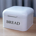 Bakery Box, Powder Coating Metal Bread Bin, Toast bread box