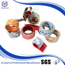 Export to Japan 100meters Acrylic Super Clear Bopp Packing Adhesive Tape