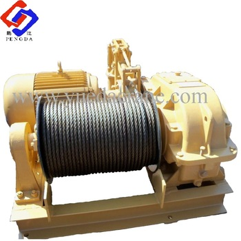 JM model electric winch 3.2 ton winch