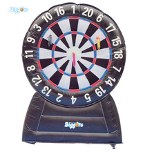 Popular Indoor Toys Inflatable Dart Board for Adults