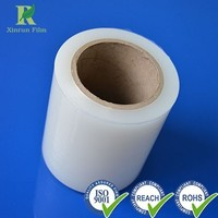 Manufacture High Quality Plastic 107micron Surface Protective Film