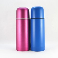BPA free 304 stainless steel vacuum flask beauty water bottle thermos for hot water