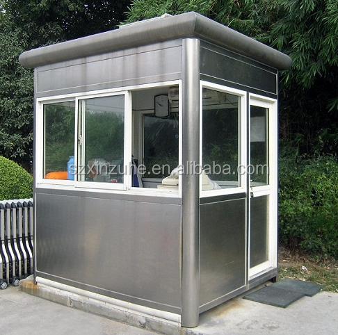 steel sentry box 1 open room design guard house for sale