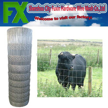 Different types of mesh cheap cow fence