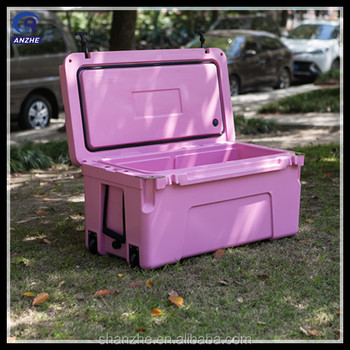 Manfacture make 75L yeti Tundra cooler box for Fishing food delivery use