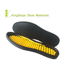 Sewing soles for casual shoes made in Jinjiang new Rubber tyre stitching shoe outsoles KSSH-9A608