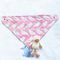 High Quality Super Soft Cotton Baby Bandana Drools