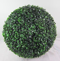 2014 New Style Plastic Artificial boxwood Ball