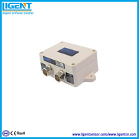 load cell transmitter/amplifier with high accuracy/DC voltage transmitter