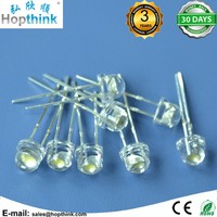 Led Diode Dip 5mm 3.2v Led with High Quality