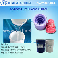condensation cured 100:4 silicone rubber for gypsum moulding,gypsum price